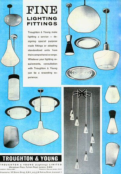 Reportage Special 50s Light Fittings