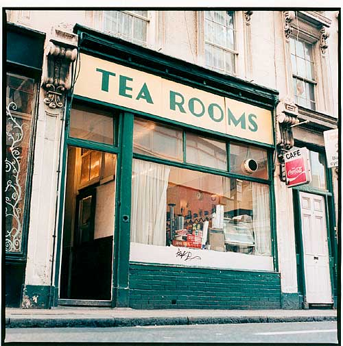 Classic Cafes Tea Rooms Special
